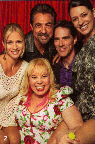TV Guide Magazine Foto Booth