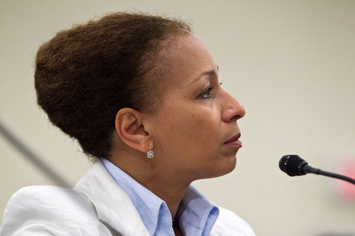 Tamara Attends A Human Resources Subcommittee Hearing On Child Deaths Due To Maltreatment (7/12/11)