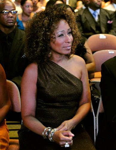 Tamara @ SoftSheen-Carson Optimum Care Salon Collection At The 9th Annual Hoodie Awards