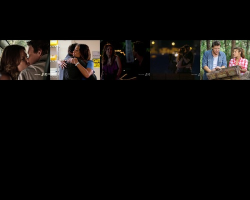 Jim & Callie images The Glades HD wallpaper and background photos