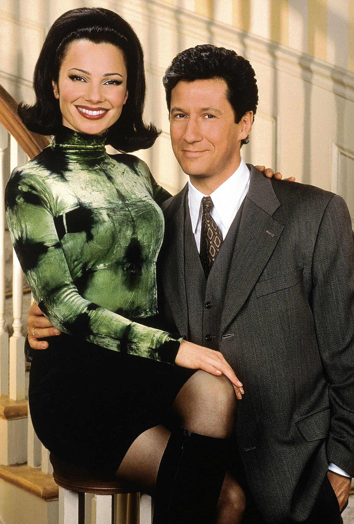 the nanny A page for describing trivia: nanny acting for two: one episode had bobbi flekman appearing another episode had fran drescher acting as herself and as.