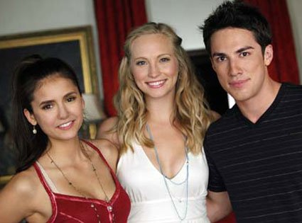 The Vampire Diaries - Episode 3.01 - The Birthday - 防弹少年团 照片