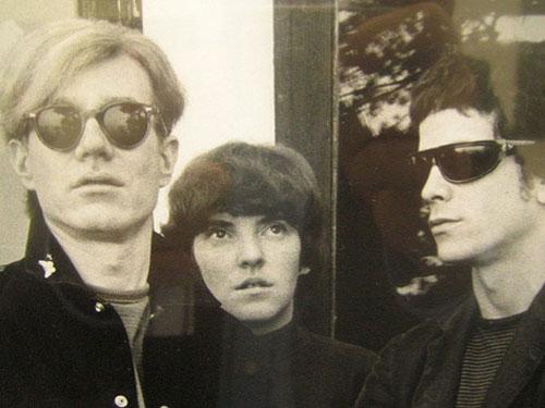 Andy Warhol, Mo Tucker, Lou Reed