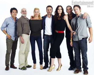 The Walking Dead Actors & Actress  - the-walking-dead Photo