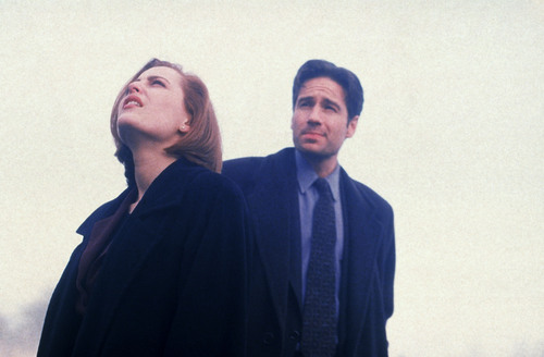 The X-Files achtergrond called The X-Files