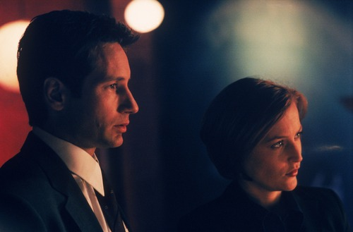 The X-Files wallpaper probably containing a show, concerto called The X-Files