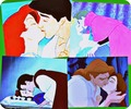 The best of Disney past!  - classic-disney fan art