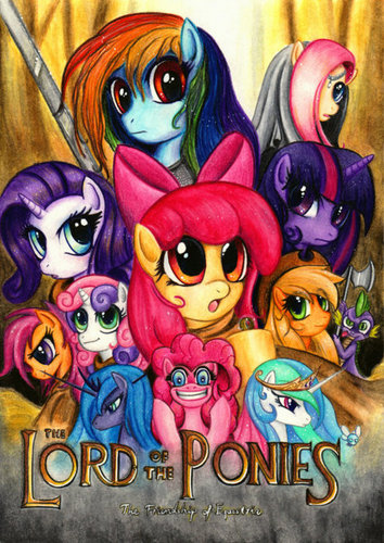 The lord of the ponies