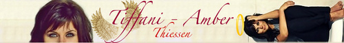 Tiffani Amber Banner