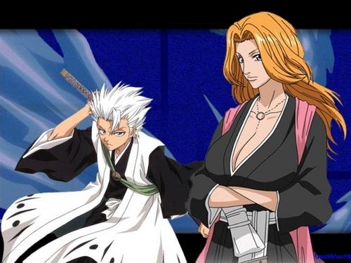 Toshiro & Matsumoto