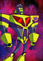 Toxitron - transformers-animated photo