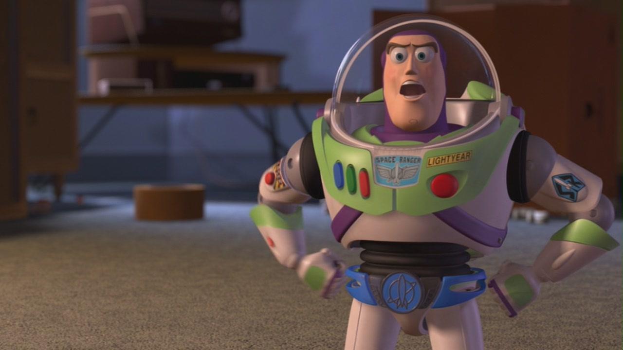 Toy Story 2 Disney Screencaps
