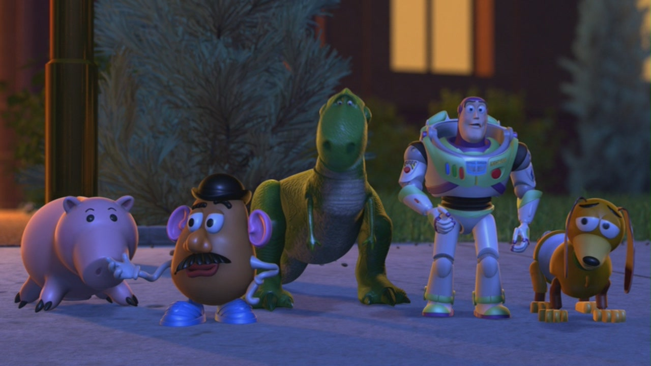 toy story 2 full movie english version