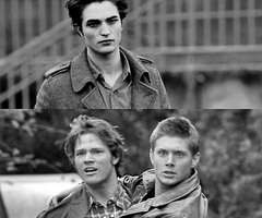 Twilight,Supernatural,Jenson Ackles