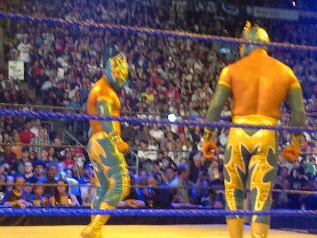 Two Sin Cara's