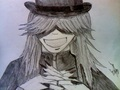 Undertaker Fan Art - the-kuroshitsuji-black-butler-shinigami fan art