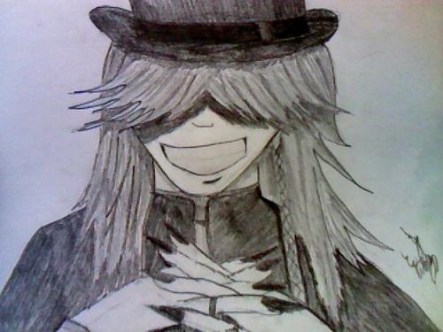 Undertaker peminat Art