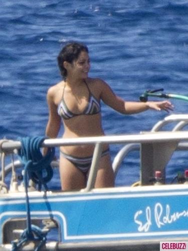 Vanessa in Hawaii