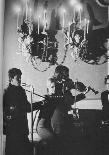 Velvet Underground with Edie Sedgwick Dancing