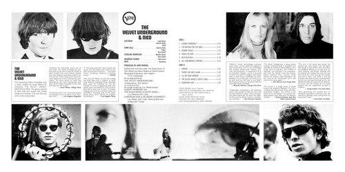 Velvet Underground  & Nico - Gatefold/LP