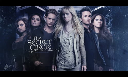 The Secret Circle (TV Show) wallpaper possibly containing a portrait called Wallpaper