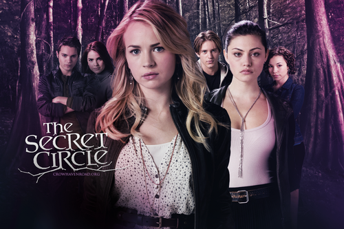 The Secret Circle (TV Show) wallpaper possibly with a portrait titled Wallpaper