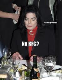 What kind of meal doesn't has a KFC?