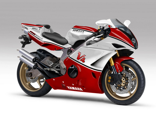 YAMAHA RDCL 500 V4 - motorcycles Photo