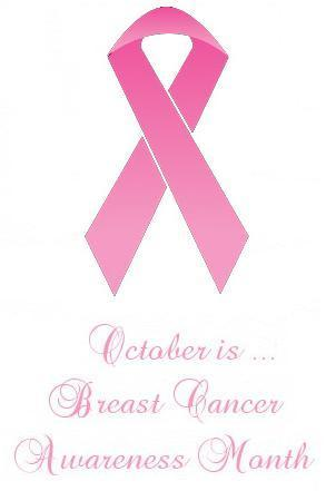 Breast Cancer Awareness wallpaper called awareness month