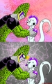 cell frieza - cell-and-frieza photo