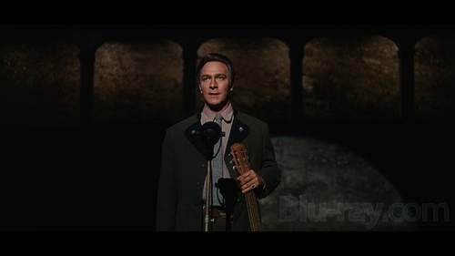 The Sound of Music wallpaper possibly containing a concert and a business suit called chris guitar