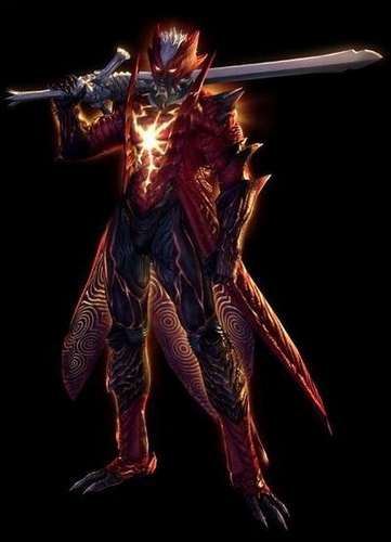 dark demon form