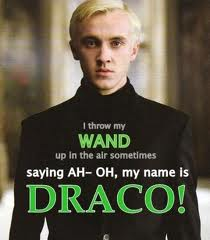 Harry Potter wallpaper probably with a jersey, a leisure wear, and a portrait called draco dynamite