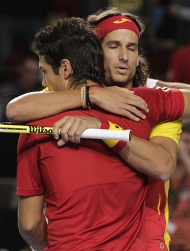 feli and nando it is spain love !!!
