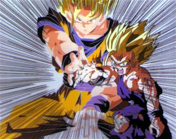 Gohan dragon ball z photo 25382947 fanpop - Dragon ball z gohan images ...