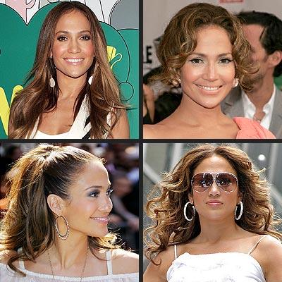 Jennifer Lopez Updos on Jennifer Lopez Jlo Hairstyles 2007