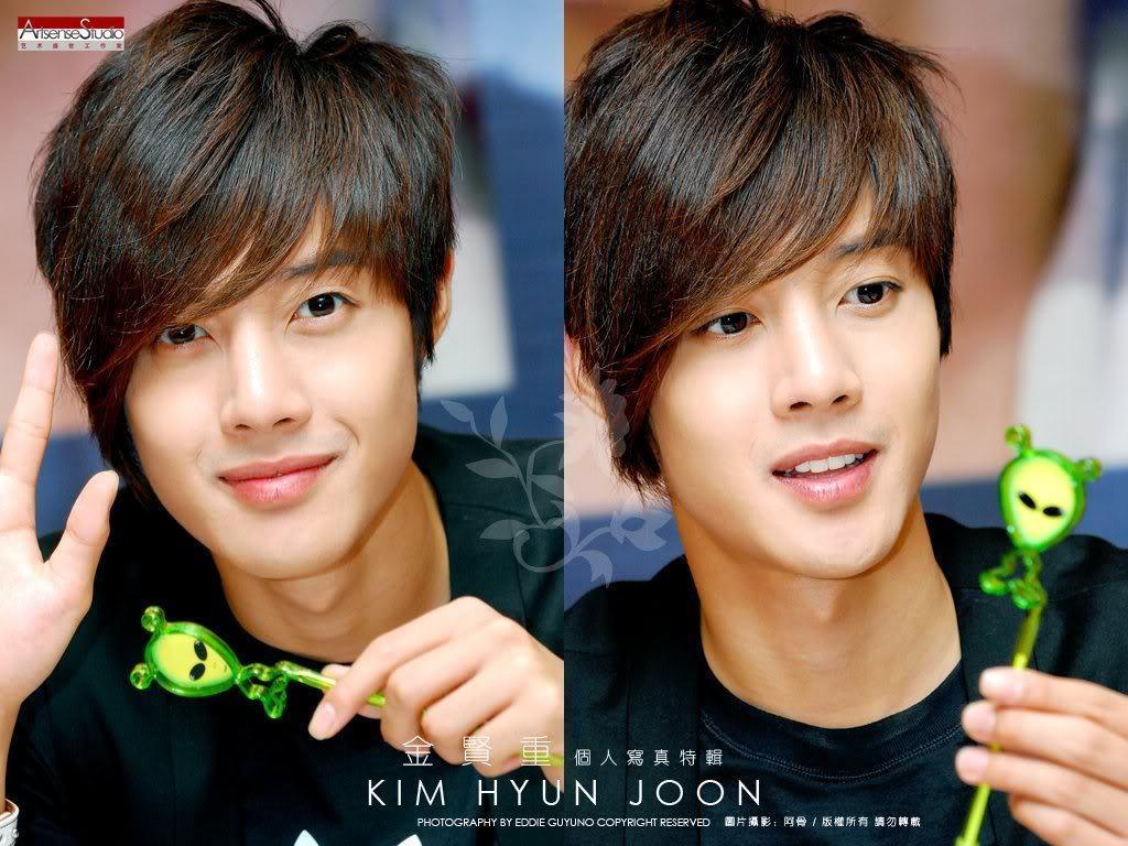 Kim Hyun Joong - Picture