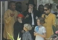 lovely family  - michael-jackson photo