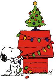 merry Snoopy