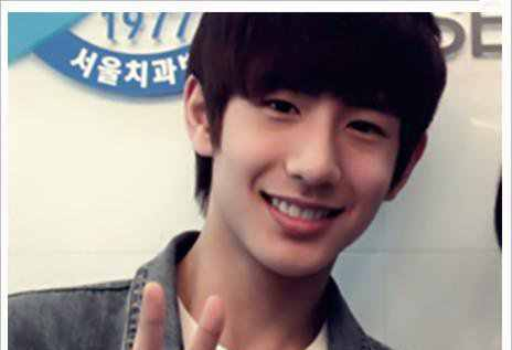 Boyfriend wallpaper possibly containing a portrait entitled minwoo