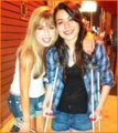 miranda and jennette september 2011