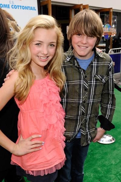 Peyton List and Her Boyfriend