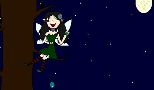 pixie as a pixie fairy elf person DX (TDNTM)
