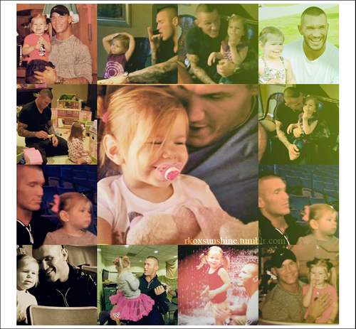 Randy Orton wallpaper called randy orton and allana marie orton