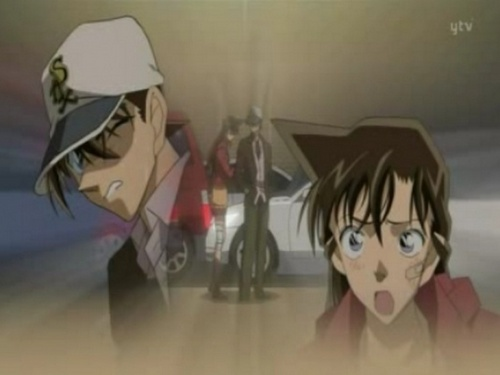 shinichi x ran wallpaper entitled shinichi , ran