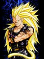 super saiyan biker - dragon-ball-z photo