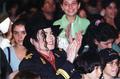 the 15th anniversary HIStory tour Bucharest - michael-jackson photo