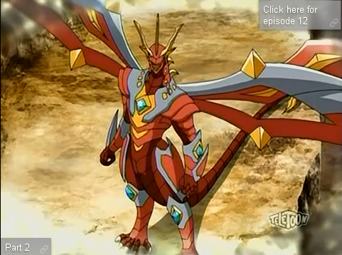 titanium dragonoid - dragoinoid-bakugan Photo