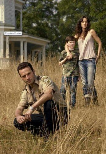 Rick, Carl & Lori
