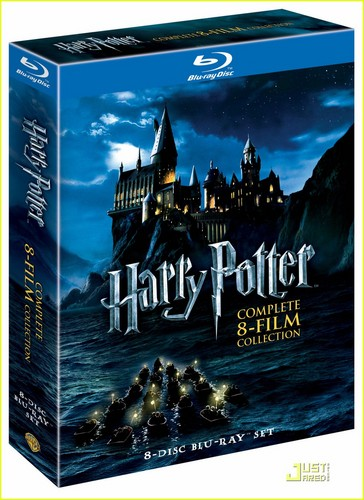 'Harry Potter & The Deathly Hallows Part 2' DVD out November 11th!